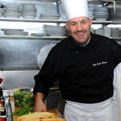 Resultado de imagen para chef nicola mersini